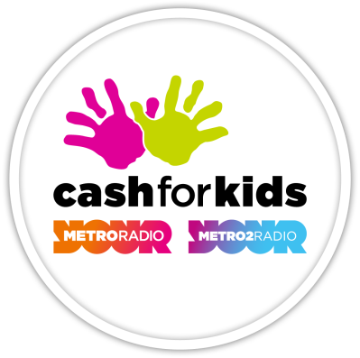Cash For Kids + metro radio