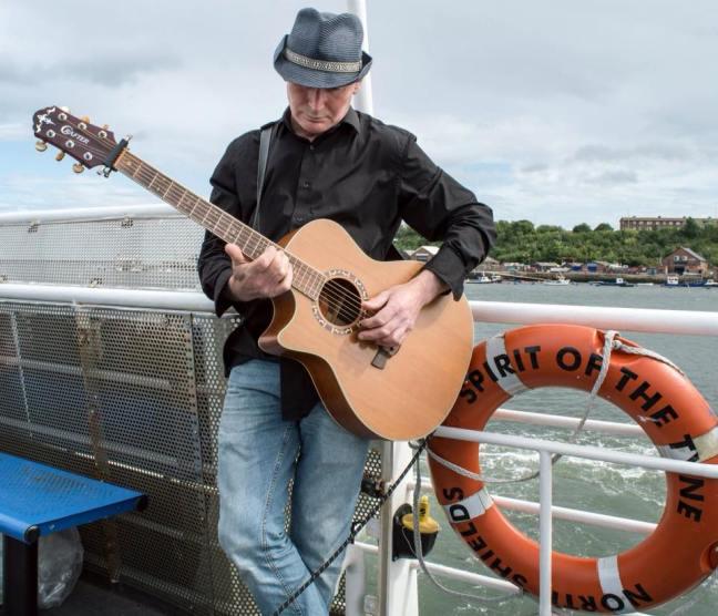 Steve Willis Spirit of The Tyne