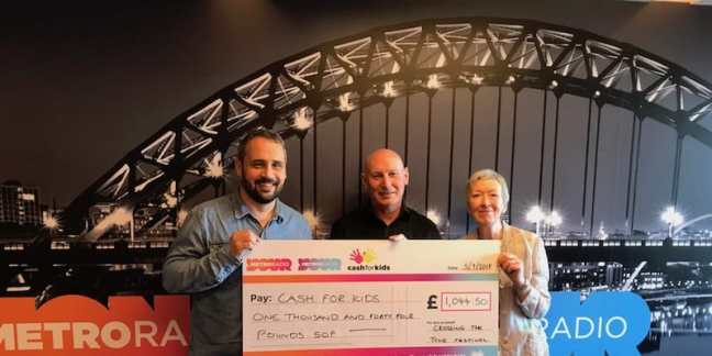 2018-09-05 Metro Radio - Dan Steve Liz Cheque - website 800x400