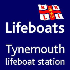 RNLI Lifeboats Tynemouth 300x300